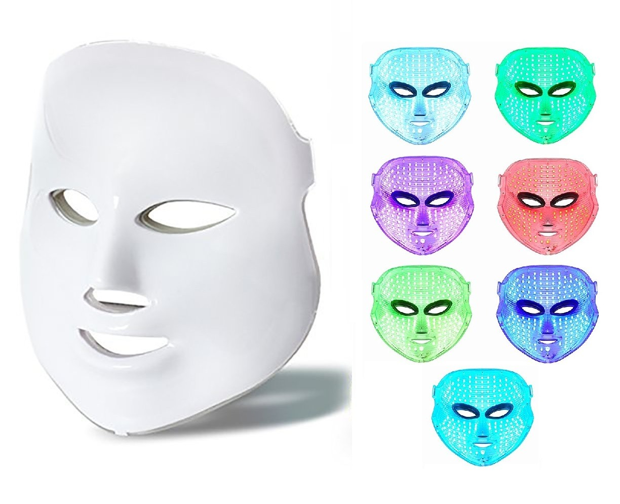 LED Photon Therapy Mask