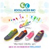 Koollaces Silicone Shoelaces