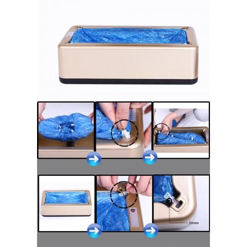Distributeur automatique de couvre-chaussures mains libres+200Pcs Shoes Cover DE